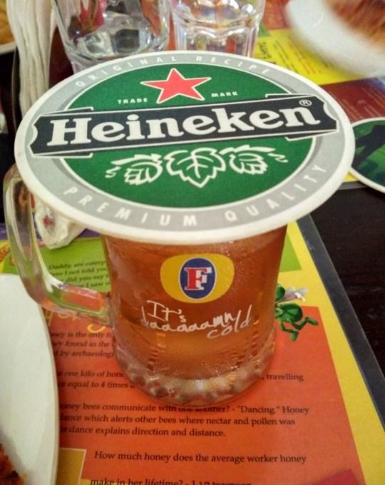 Beer at Malad