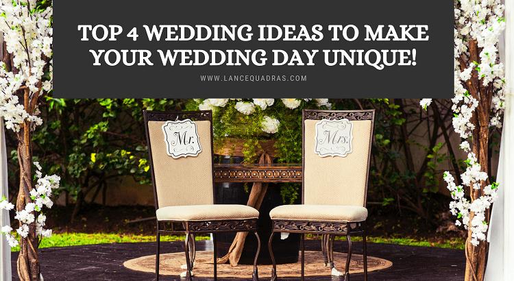 UNIQUE WEDDING DAY