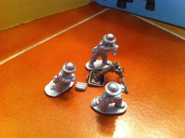 3inch mortar + 3 crew