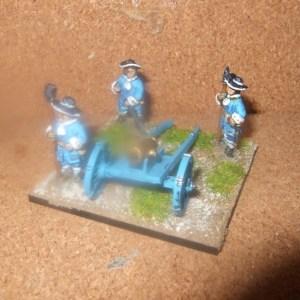 6pdr Galloper gun