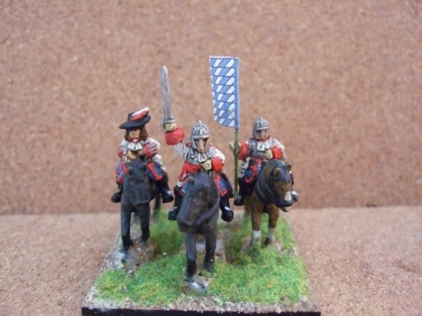 Cuirassier command pack