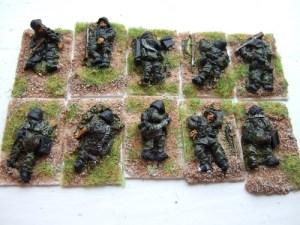 Battlefield casualties
