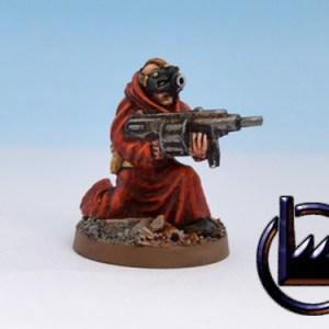 Cultist-Grenade launcher