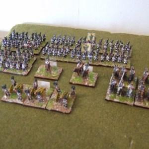 Austrian starter army