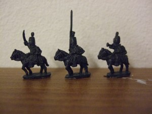Prussian hussar command