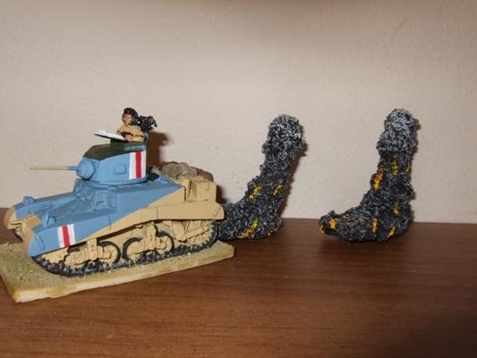Tank wreck No3 x2
