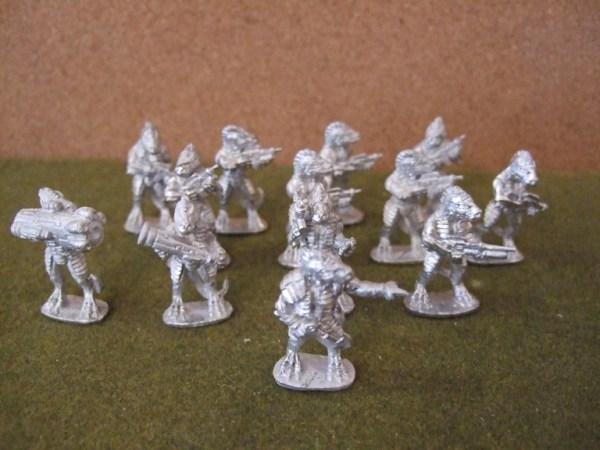 Raizze assualt team 13 figures