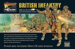 Bolt Action British Infantry
