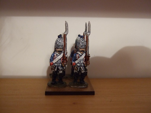 Prussian Grenadiers x6 per pack