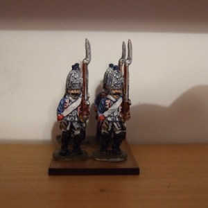 Prussian Grenadiers x6 per pack