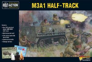 M3A1 Half trrack