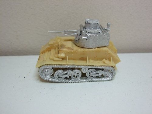 Vickers Light tank Mk V1C