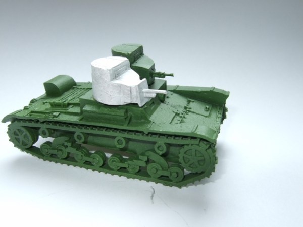 T26m31 twin turret 1 37mmL45 1 mg