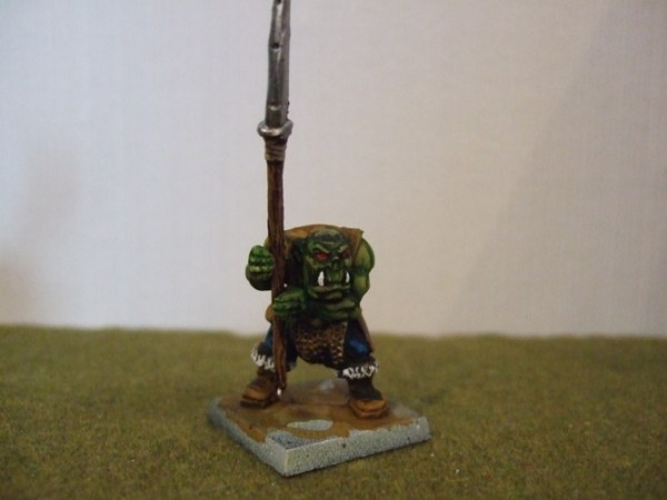 Orc 2 handed chopping weapon