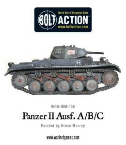 Panzer II Ausf A/B/C