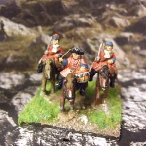 Mounted Dragoon kettle drum