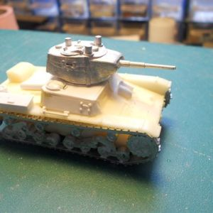 T26s sloped armour