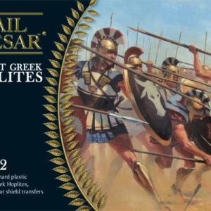 Hail Caeser Ancient greek hoplites