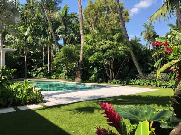 miami landscaping lush oasis