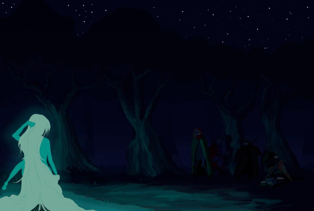 Kvothe and Felurian :: Felurian's Metre