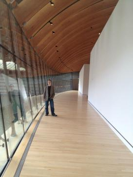hall at crystal bridges