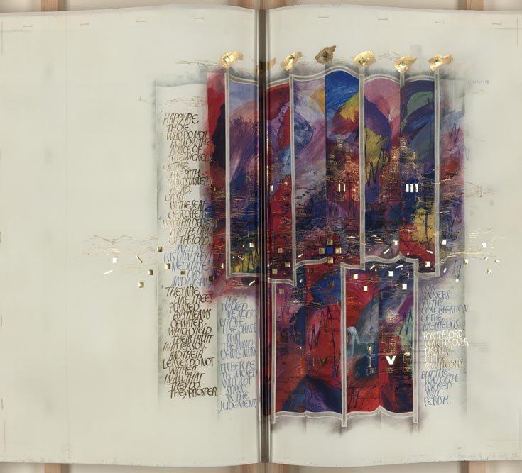 christian art st john's bible