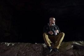 Jake Cornett in Joplin Photonovel Cave