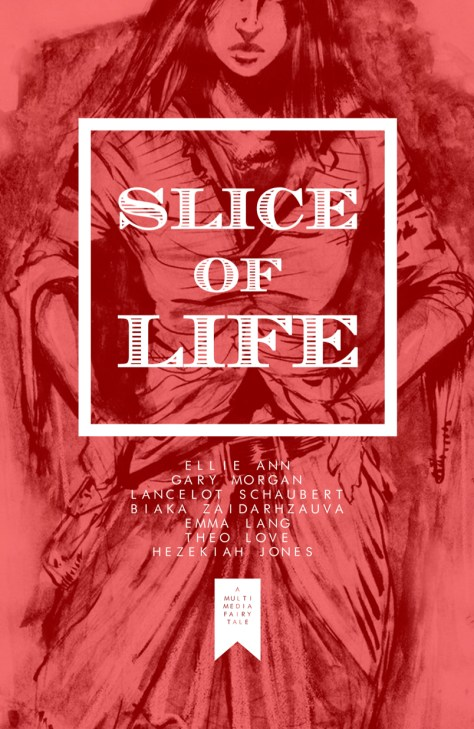 Slice of Life by Ellie Ann cover