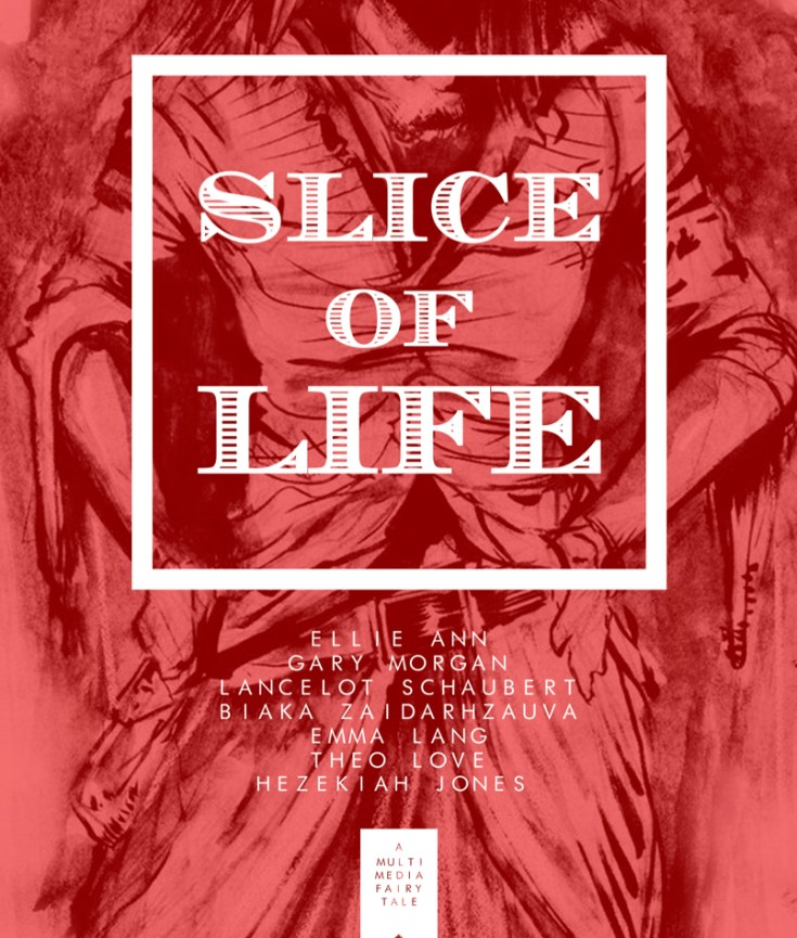 slice of life book of Lancelot Schaubert