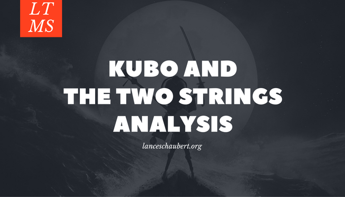Kubo and the Two Strings Analysis