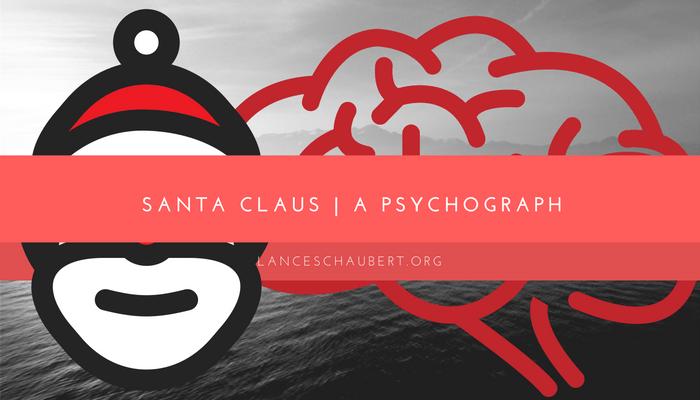 Santa Claus: A Psychograph by Gamaliel Bradford