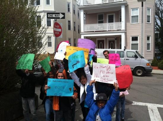 no more hurting people peace boston marathon bombing