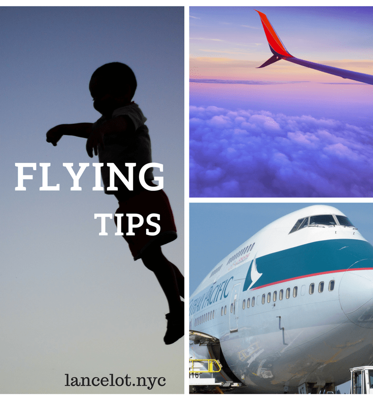 flying tips and future planes