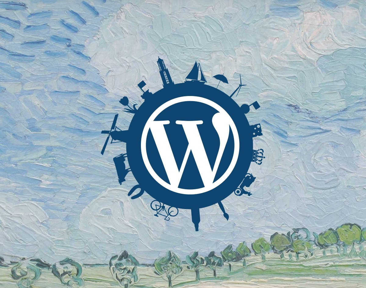 MC at WordCamp Netherlands
