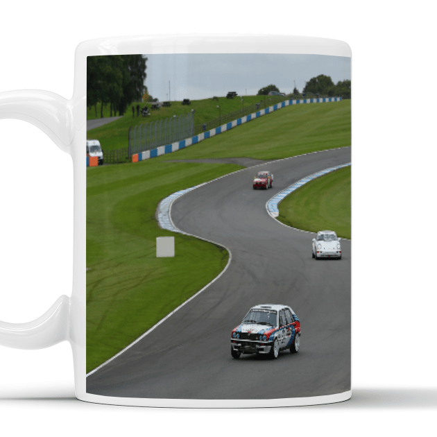 Lancia Delta Racing Mug