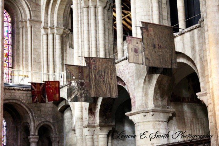 Ely Cathedral banners
