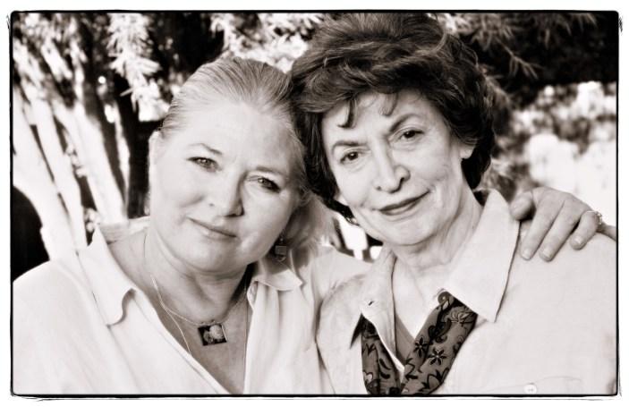 Lancia and Mama 2008