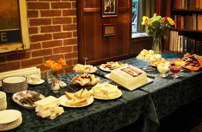 Tea-Buffet-in-the-Library