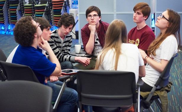 Логика и практика у школьников