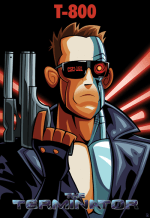 Terminator by InkJava
