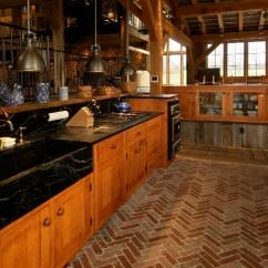 Rustic Living Rooms Raymour And Flanigan Room Furniture Matthias | Lancaster County Timber Frames, Inc.