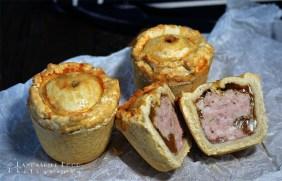 Cut Pork Pies