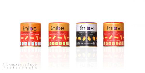 Product Shot - Mini Nibs