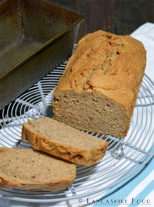 Gluten free - Courgette Loaf