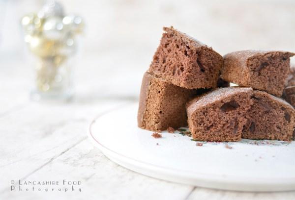 Chocolate Orange Quatre Epices Cake
