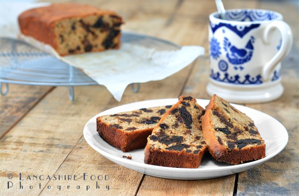 Gluten Free - Prune and Raisin Loaf Cake