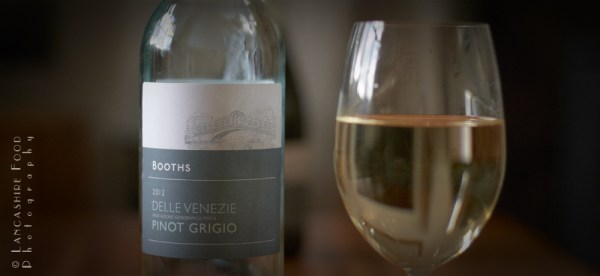 Pinot Grigio - Booths