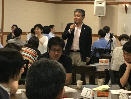 四国がんセンター 合宿研修