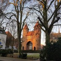 Lüdinghauser Tor mit Park