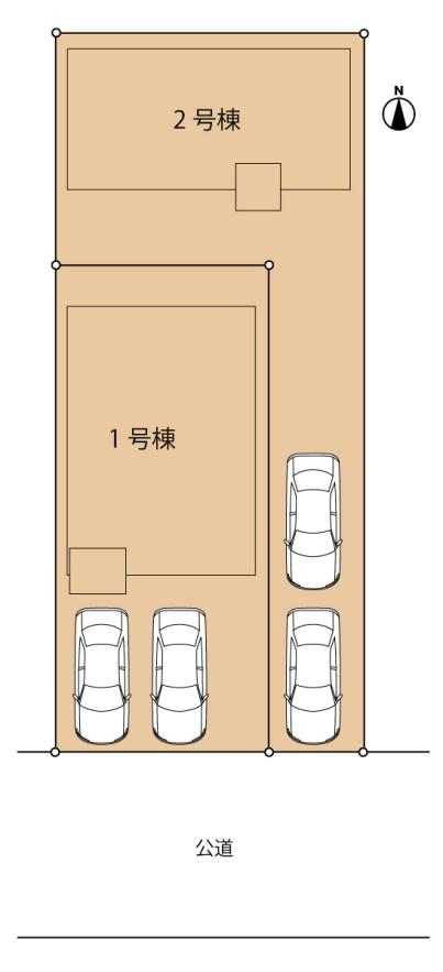 細木の家 区画図